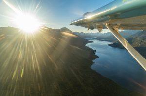 Katmai Air Flightseeing in Katmai National Park