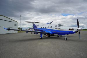 Katmai Air Pilatus Charter in King Salmon Alaska