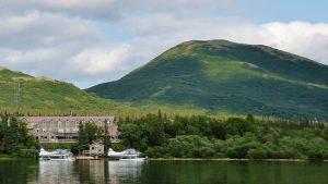 Mission Lodge on Lake Aleknagik