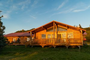 Kulik Lodge Main Lodge Building by Fly Out Travel