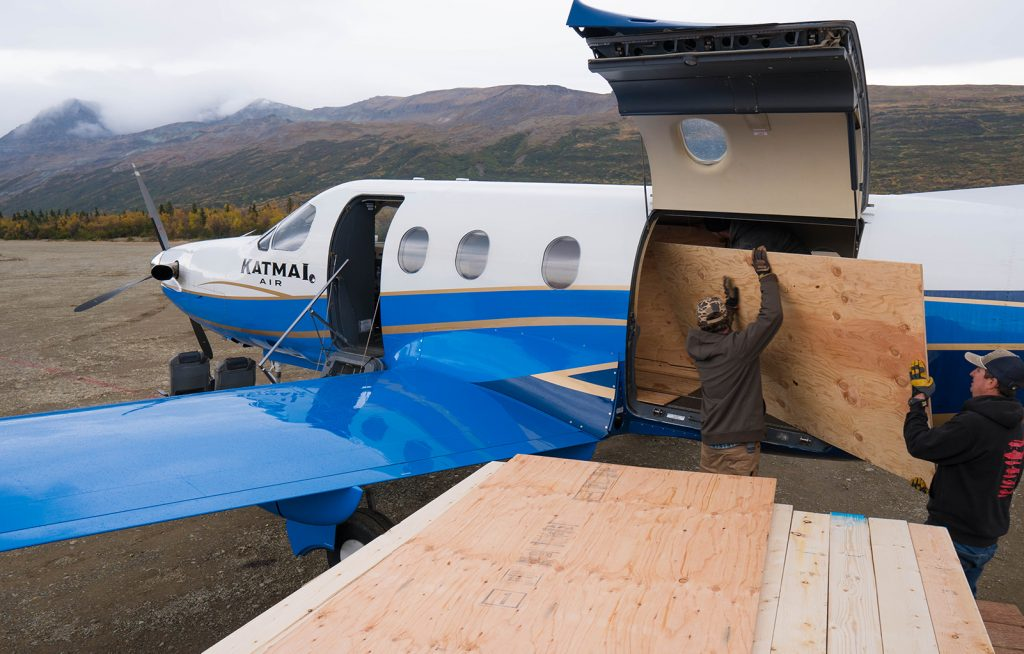 Katmai-Air-Pilatus-PC-12-Charter-Freight-by-Greg-Houska