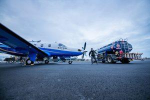 Katmai Air Pilatus by Arian Stevens